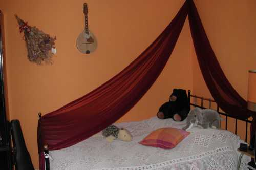 Logeerkamer bed