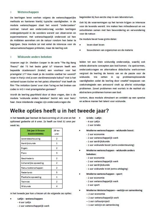 Brochure 2016 pagina 8