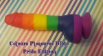 Review: Colours Pleasures Dildo Pride Edition
