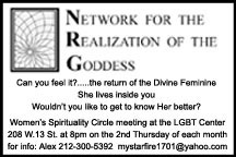 Network For the Realization Of The Goddess