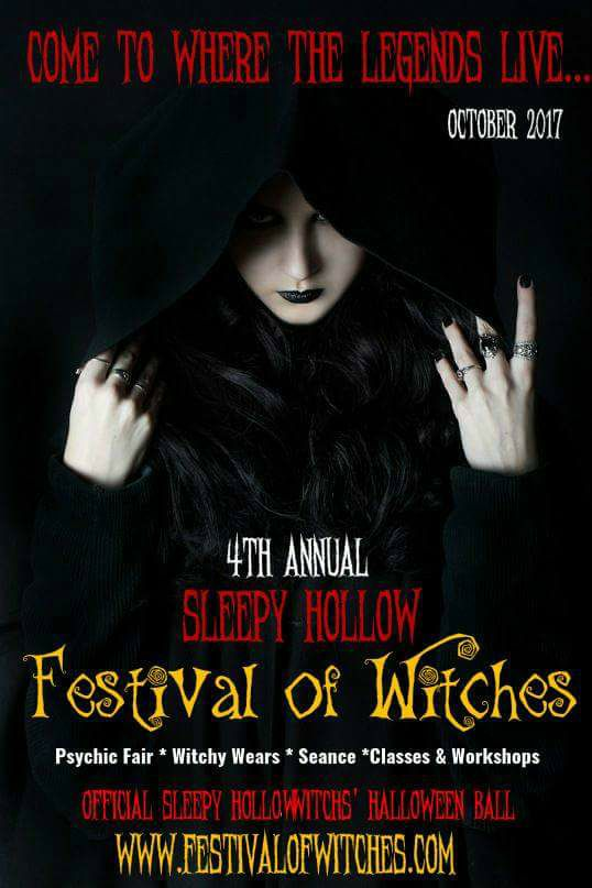 Festival of Witches Ad