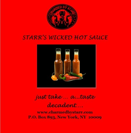 Starr's Wicked Hots Sauce