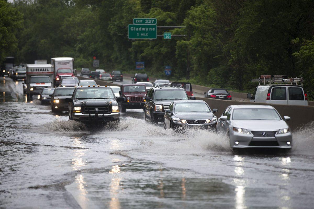 Flooding in Pennsylvania
