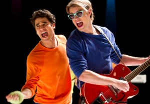 Mr. Schue who? We nominate Blam to run New Directions always.