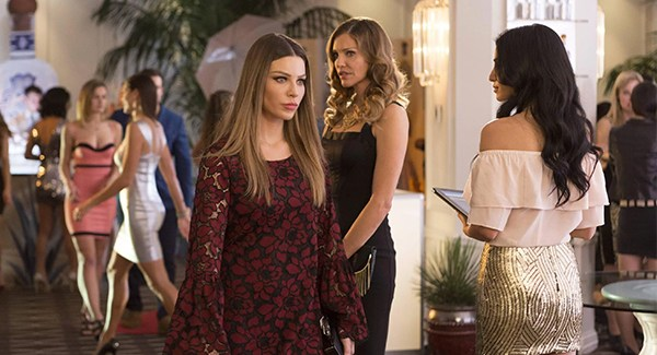 This episode dives into Charlotte Richards' life and pysche, which still leaving some room for Amenadiel and Maze to air our their grievances with Lucifer.