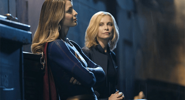 Supergirl sets off to rescue her damsel and dude in distress while Cat Grant and Alex Danvers hold down the fort and continue to resist invasion.