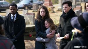 S's funeral