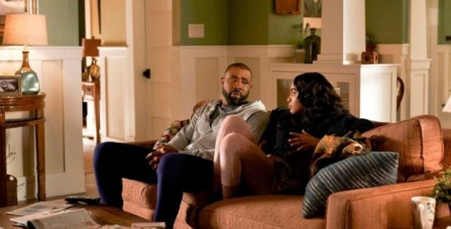 "On this week's episode of Black Lightning, ""And Then the Devil Brought the Plague: The Book of Green Light,"" Anissa stumbles upon a mystery connected to her grandfather, Gambi's past comes back to haunt him, and Jefferson Pierce should really learn to take his own advice."