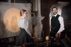 alienist s1e5 sara fingerprint