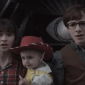 Netflix has released a thrilling new trailer for the upcoming season of A Series of Unfortunate Events where Count Olaf delights in showing us a sneak peek of his dastardly deeds.
