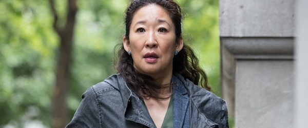 Killing Eve, S1 Ep1 – Nice Face