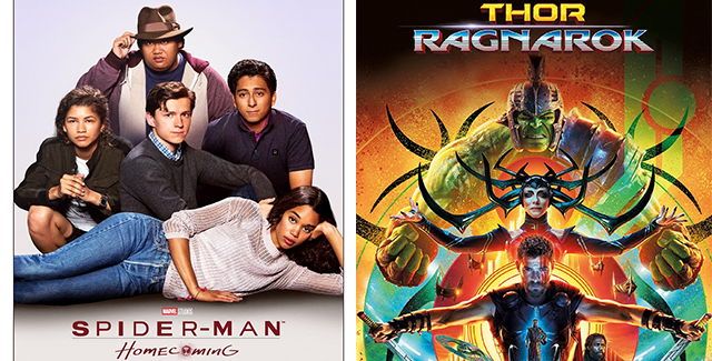 This week's podcast is the final MCU installment, as we rewatch and rerank Spider-Man: Homecoming and Thor: Ragnarok before making last-minute Avengers: Infinity War predictions.