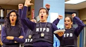 Brooklyn Nine-Nine saved