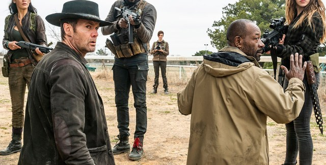 Fear the Walking Dead delivered another thrilling and tragic installment as we explored more of Naomi's past and what went down in the baseball stadium with the Vultures. After last […]