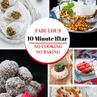 No Cook Delicious Recipes for Ramadan