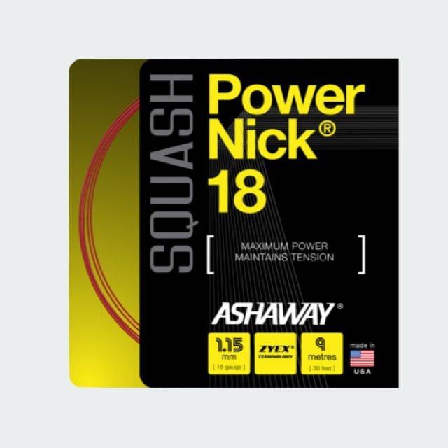 Ashaway Power Nick 18