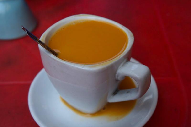 Yangon and Tea in Myanmar