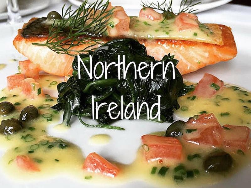 Northern Ireland Food Travel