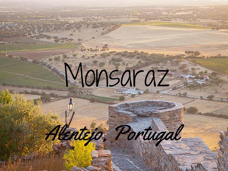 Monsaraz – A Portuguese Hill Town