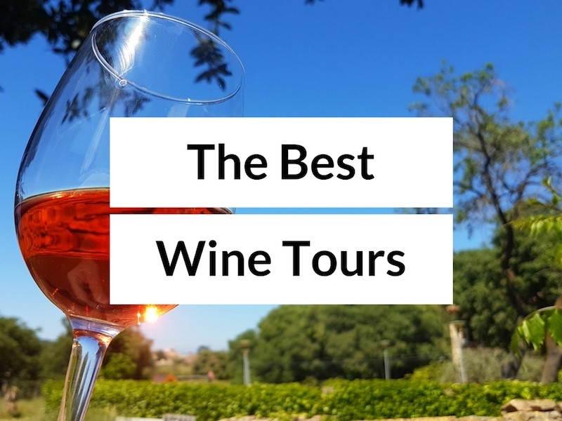 Best Wine Tours - Wine Tasting When Traveling