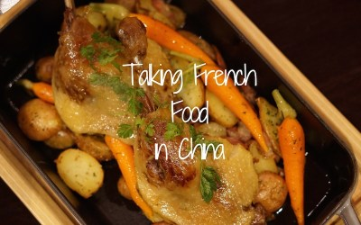 S02E11: French Chef Olivier Foucke in China