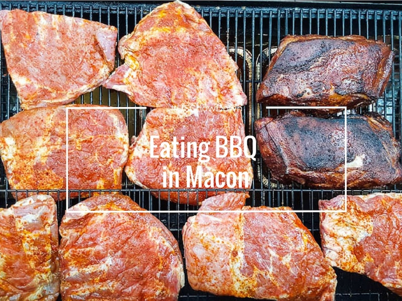 S2E23: Eating Macon BBQ – The Best Rub for Your Butt