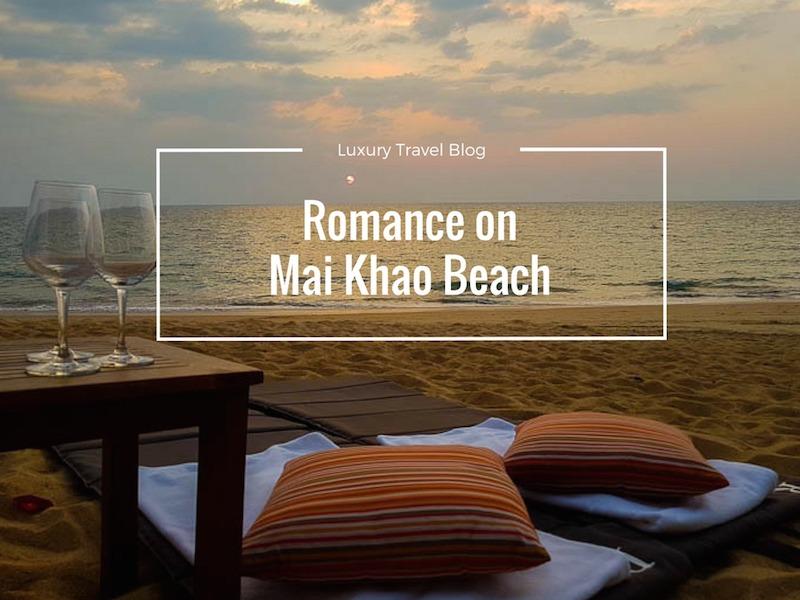 Romance on Mai Khao Beach Thailand