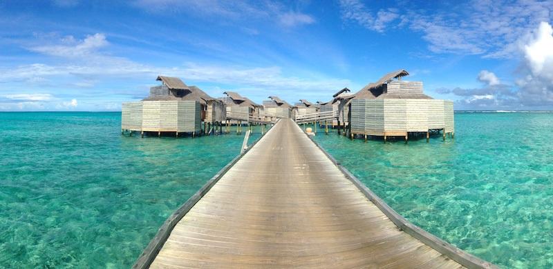 Maldives Water villa - Where to Stay in the Maldives