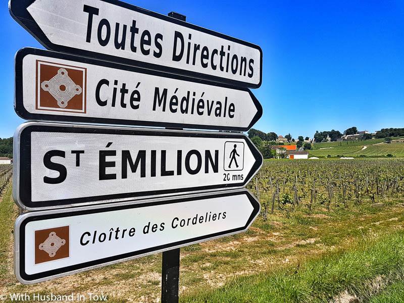 bordeaux region france - wine tourism in Bordeaux