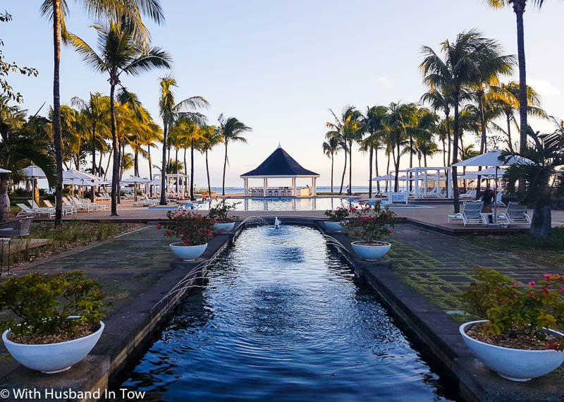 luxury Mauritius resort Heritage Le Telfair