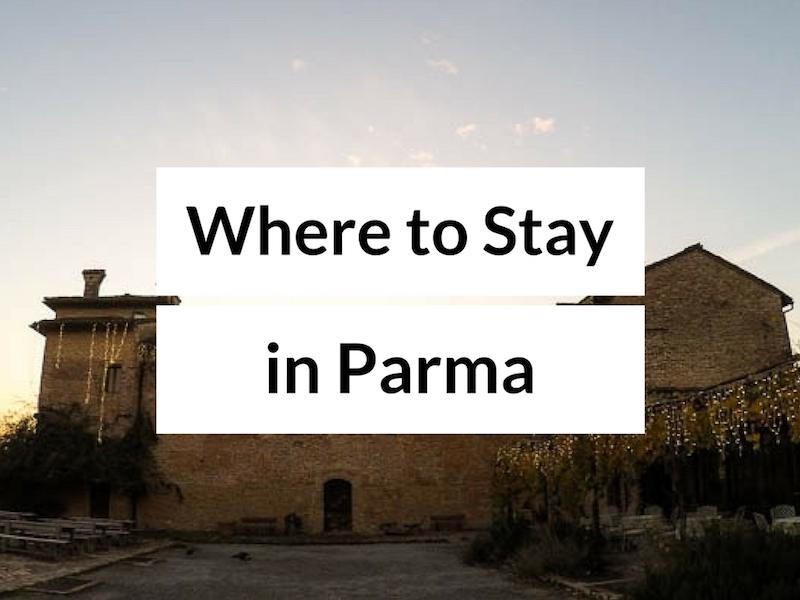 Stay in Parma: A Traveler's Guide to the Best Hotels