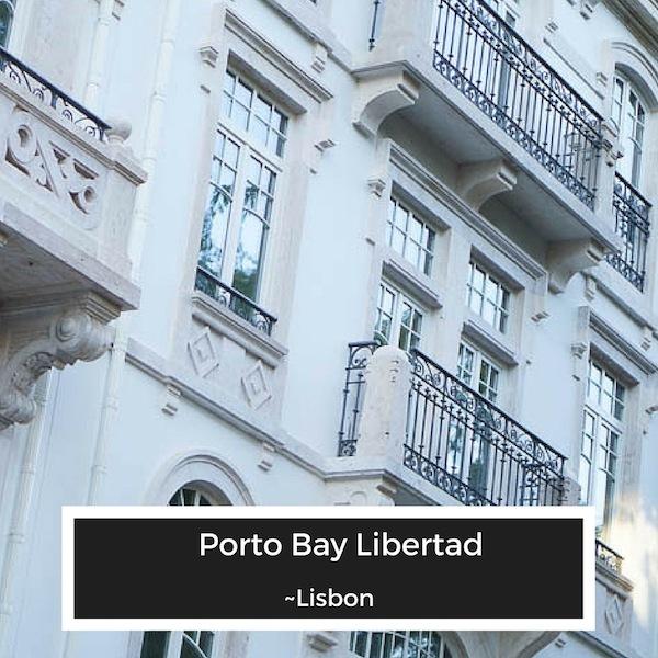 Where to Stay in Portugal Porto Bay Libertade