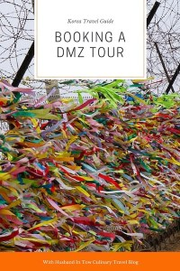 Best Korea DMZ Tour