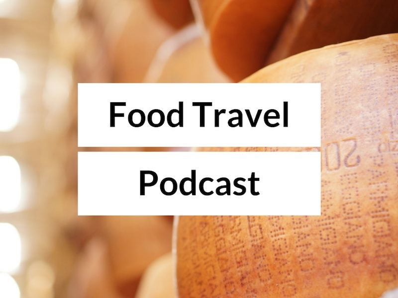 food travel podcast