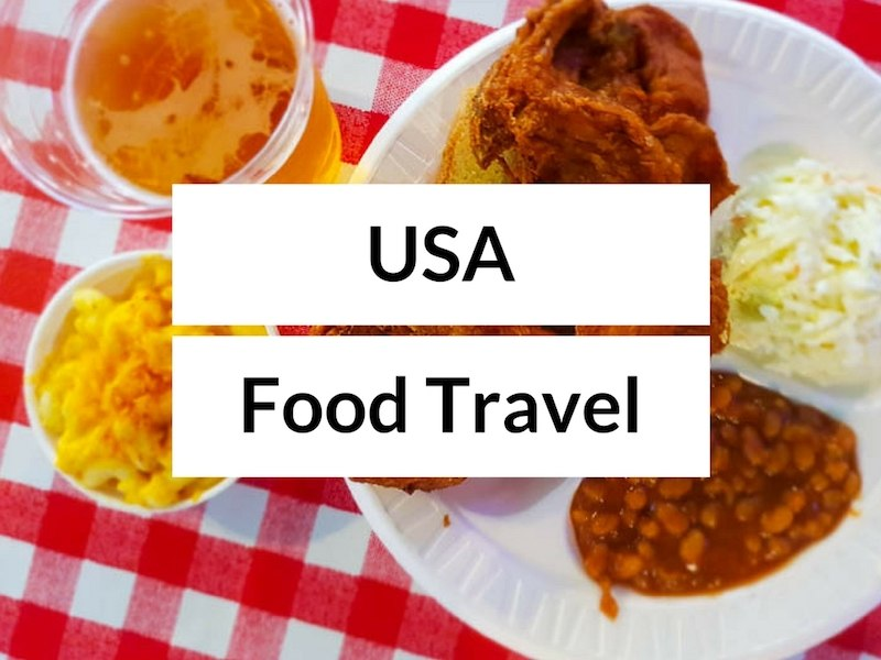 Food & Travel in the US