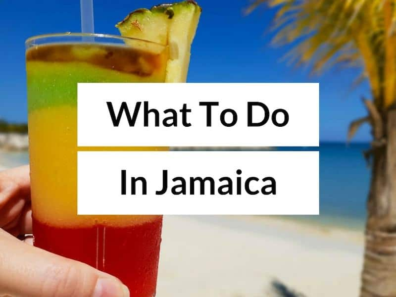 Planning a Trip to Jamaica – Things to Do in Montego Bay Jamaica