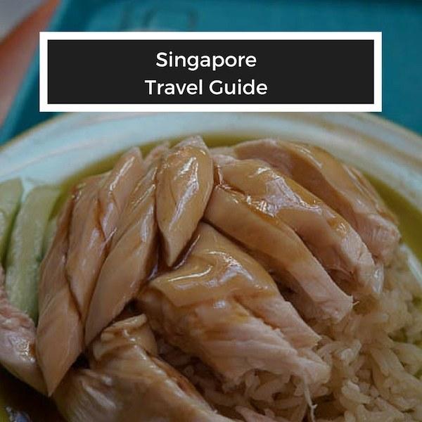 Singapore Food Travel