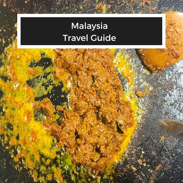 Malaysia Food Travel