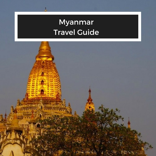 Myanmar Travel Guide - What to Eat in Southeast Asia