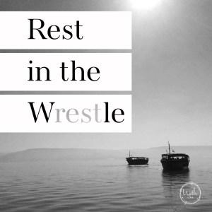 Rest in the Wrestle Retreat