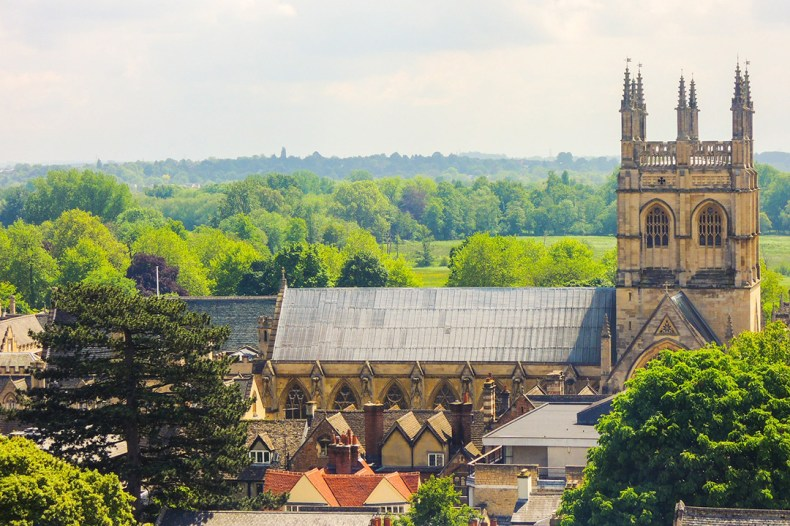 Church in Oxford