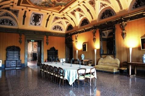 Medici villa - Poggio a Caiano