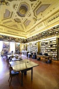 Biblioteca della Crusca - Villa Medici Castello