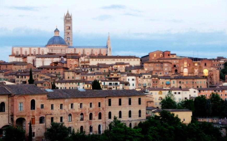 A gateaway to Siena?