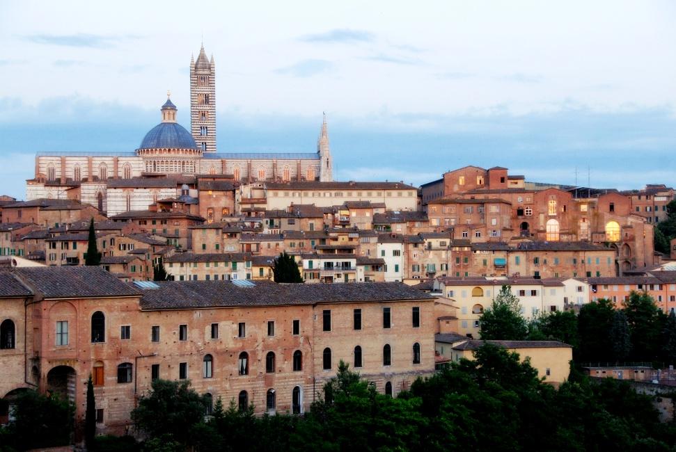 A getaway to Siena?