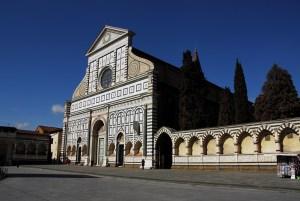 Santa Maria Novella - day - Florence