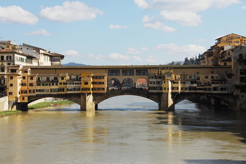 Ponte Vecchio - day