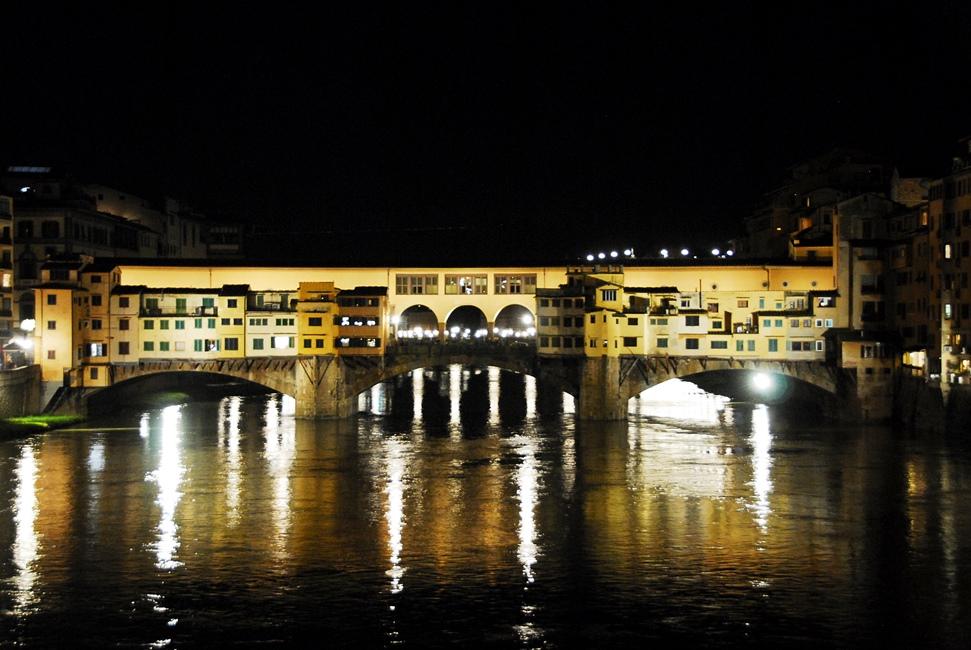 Ponte Vecchio - night
