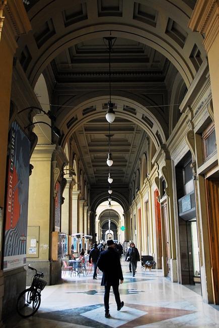 Piazza della Repubblica - day