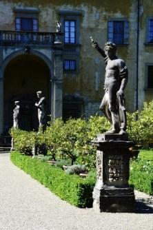 Giardino Palazzo Corsini al Prato - Florence